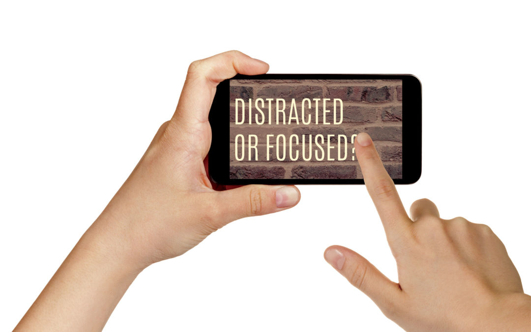 My Worship — Distracted or Focused?